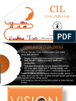 Public Sector Management/ Coal India presentation