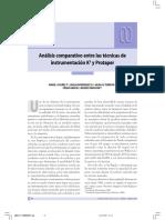 Análisis comparativo entre las técnicas de instrumentación K3 y Protaper (2007).pdf