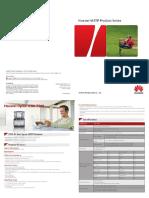 Huawei MSTP Product Brochure