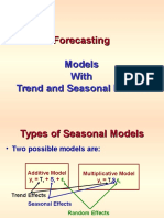 Forecasting-Seasonal Models.ppt