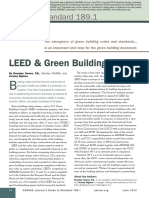 LEED & Green Building Codes