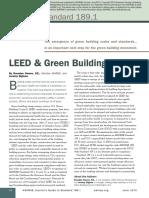 LEED & Green Building Codes