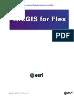 ArcGIS With Flex