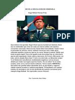El Padre de La Revolucion en Venezuela