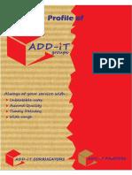 Addit Groups