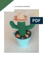 Cactus Amigurumi ayayay