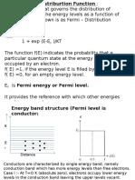 Fermi Level