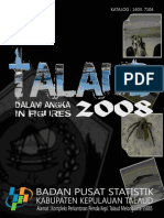 Talaud Dalam Angka 2008
