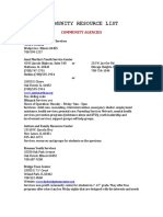 communityresourcelistrevised2015 doc  281 29
