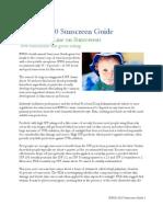 EWG's 2010 Sunscreen Guide