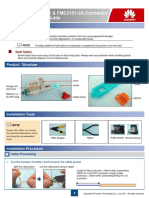 FMC2101-2-SC APC & FMC2101-2A Connector Quick Installation Guide (V100R006C00_03)-1