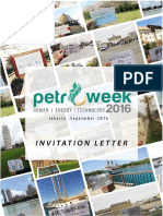 Guide Book Petroweek 2016