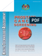 Prostate Cancer Screening by MOH