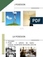 Derecho Civil IV (Reales) - La Posesion