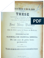 Valença, José Alves
