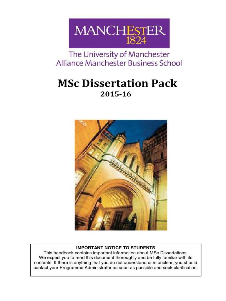 Publishing dissertations online