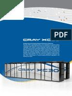 Cray Xc 30 Brochure