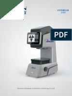 Sinowon Optical Measuring Instrument Catalog5008
