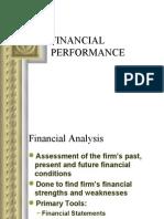 Financial Performance ismatullah zazai