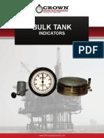 Crown Bulk Tank Indicators
