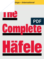 Hafele Furniture Fittings