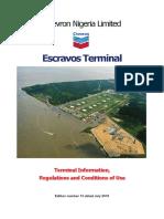Escravos Terminal