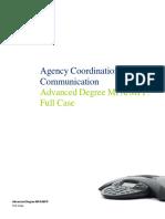 MPA Public Sector Case