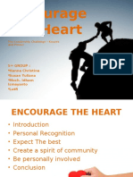 Encourage The Heart - Final-idham2.ppt