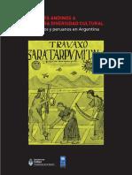 Aportes Andinos a Nuestra Diversidad Cultural - Peruanos y Bolivianos