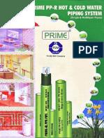 Prime Ppr-c Broucher