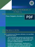 necrolisis epidermica toxica