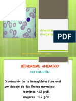 Anemia Megaloastica