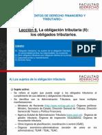 FDFT Lección 6