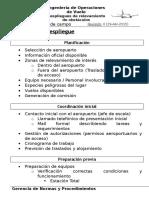 OBST Checklist Despliegue