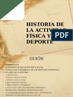 Historia Afd Resumen