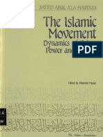 Islamic Movement Dynamic of Values, Power and Change