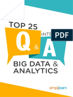 Interview Questions Big Data Analytics