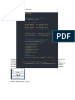 Frame Layout - Praktek PBO GUI