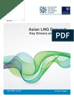Asian LNG Demand 2016