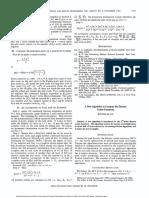 A New Algorithm to Compute the Discrete Cosine Transform