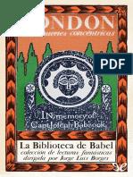 [La Biblioteca de Babel 01] London, Jack - Las Muertes Concentricas [18897] (r1.2)