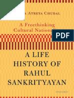 A Life Story of Rahul Sankrtyayan