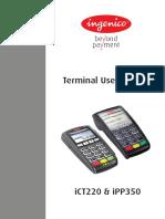 Ingenico Ict220 Users Manual 120304 | Power Supply | Ac