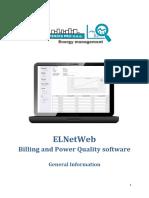 Manual for ELNetWeb