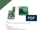 Manual RF Link