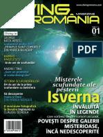 Diving Romania Magazine 01.2014