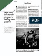 Pbe_199310-Active Muffler Helps Solve Bulk Transfer Company's Baffling Noise Problem