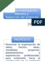taller de investigación presentacion