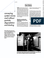 Pbe_199405-Dense Phase Conveying System Moves Coal Without Particle Degradation and Dusting