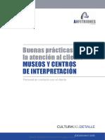 Manual de Buenas Practicas Museos y Centros de Interpretacion